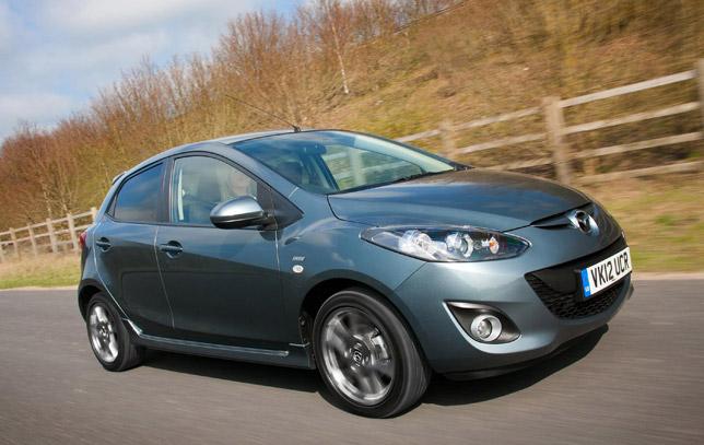 2012 Mazda2 Venture Edition