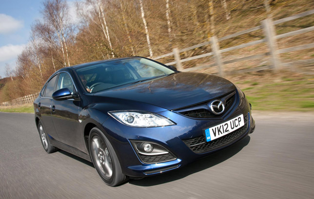 2012 Mazda6 Venture Edition