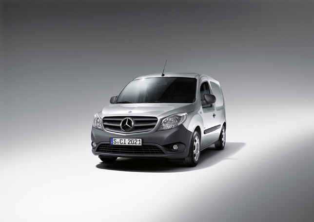 2012 Mercedes Benz Citan