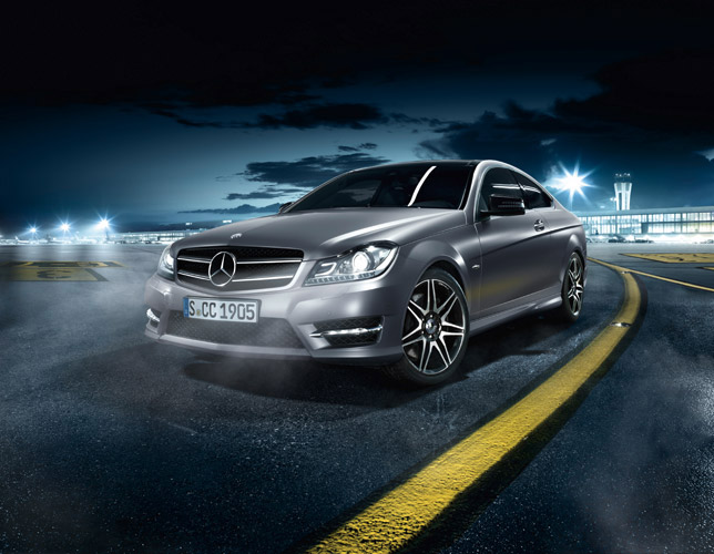 2012 Mercedes Benz C250 Coupe Sport