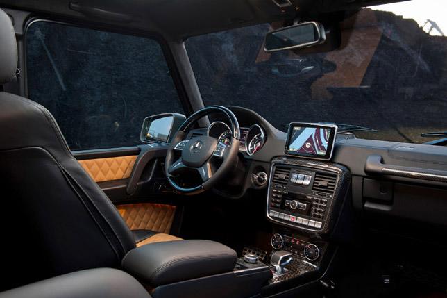 2012 Mercedes-Benz G 63 AMG Interior