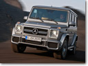 2012 Mercedes-Benz G 63 AMG and G 65 AMG deliver expressive design and enhanced fuel efficiency