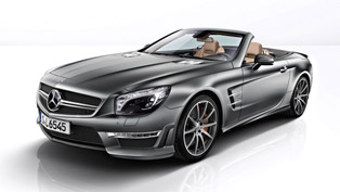 2012 Mercedes-Benz SL 65 AMG 45th ANNIVERSARY Edition