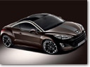 2012 Peugeot RCZ Brownstone