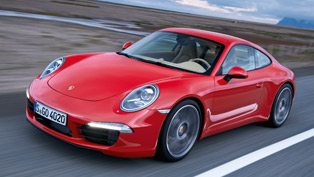 Porsche 911 - Best Performance Car of 2012