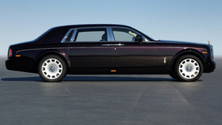 2012 rolls-royce phantom extended wheelbase with a beijing world debut