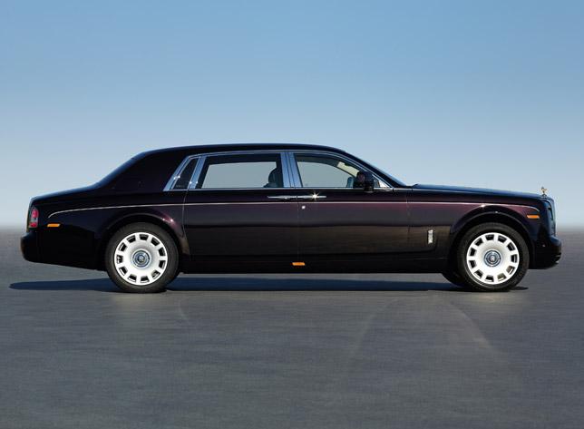2012 Rolls-Royce Phantom Extended Wheelbase