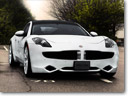 2012 SR Fisker Karma ES – the debut of the White Knight