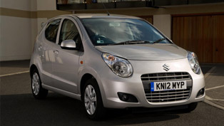 2012 Suzuki Alto delivers outstanding fuel efficiency and low CO2 emissions