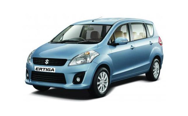 2012 Suzuki MPV Ertiga