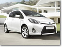 2012 Toyota Yaris Hybrid: Prices and Specifications Announced
