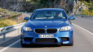 2013 BMW F10 M5 US - Price $90 695