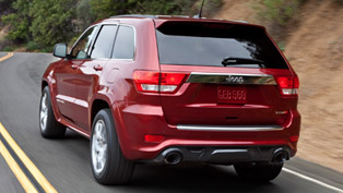 2012 Jeep Grand Cherokee SRT8 - Lap around Nurburgring 8:49 [video]