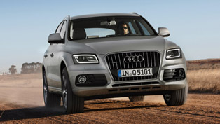 2013 Audi Q5 - the updated high-performance SUV