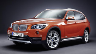 2013 BMW X1 debuts in New York