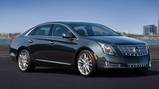2013 Cadillac XTS Luxury Sedan – pricing announced