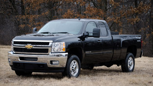 2013 Chevrolet Silverado HD Bi-Fuel Pickup Pricing Announced