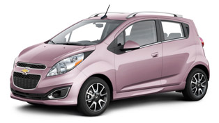 2013 Chevrolet Spark – Pricing Announced