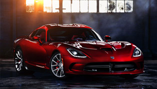2013 Dodge SRT Viper and Viper GTS [video]
