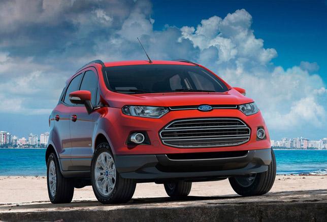2013 Ford EcoSport Titanium