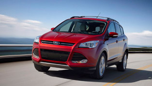 Ford Escape Doing 33 MPG EPA Estimated