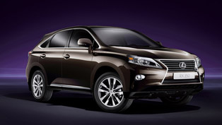 Lexus Announces Pricing for 2013 Lexus GS 450h, 2013 Lexus RX line-up and 2012 Lexus IS Sedans