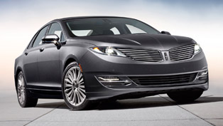 2013 Lincoln MKZ - full details