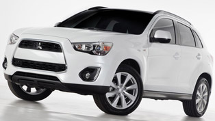2013 Mitsubishi Outlander Sport now upgraded