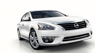 Nissan Altima Debut at NYIAS