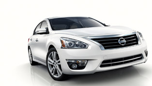 Reminder: The 2013 Nissan Altima Does 38 mpg