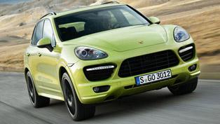 2013 Porsche Cayenne GTS Promo [video]