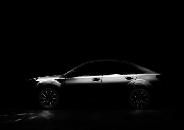 Subaru Legacy (2013, China spec)