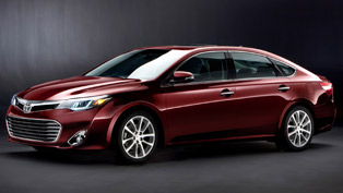 Toyota Avalon Revealed at New York