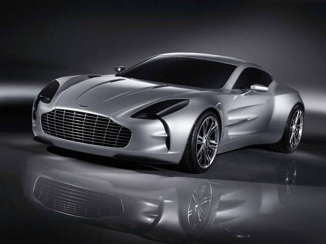 2013 Aston Martin One 77