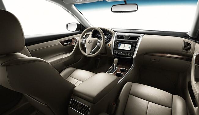 2013 Nissan Altima Interior