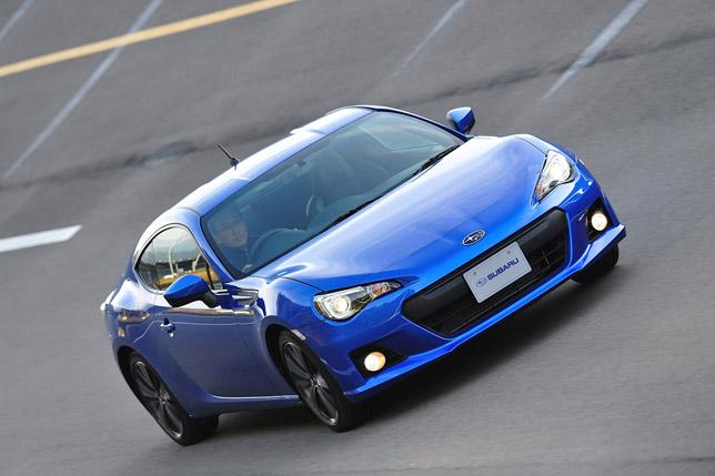 2013 Subaru BRZ US
