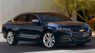2014 Chevrolet Impala - Specifications Announced
