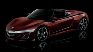 2013 acura nsx roadster [hd video]