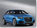 Audi RS Q3 Concept at Auto China 2012