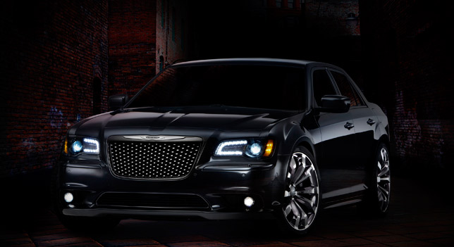 Chrysler 300 Ruyi Design Concept