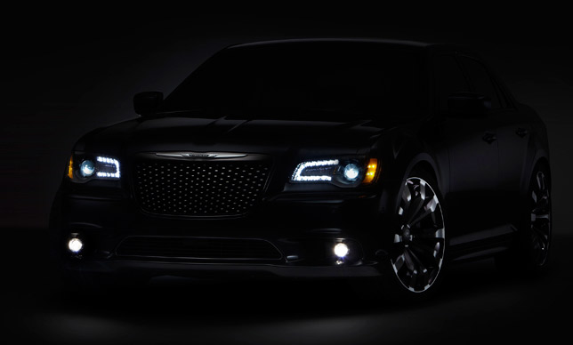 Chrysler 300C Design concept for Beijing 2012