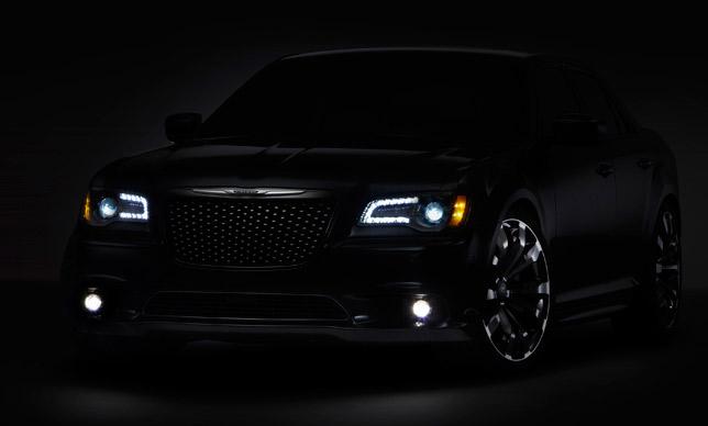 Chrysler 300C Design concept for Beijing 2012