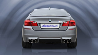 Eisenmann BMW F10 M5 delivers impressive sound
