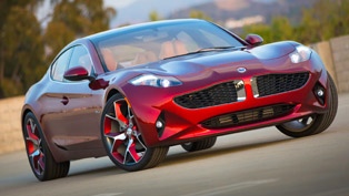 Fisker Atlantic Ahead of NYIAS