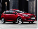 Ford Focus ST Debut at Beijing 2012