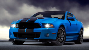 Ford Shelby GT500 with