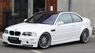 BMW M3 E46 with 450hp by G-POWER