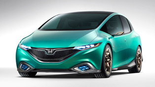 Honda with Two New Concepts at Beijing