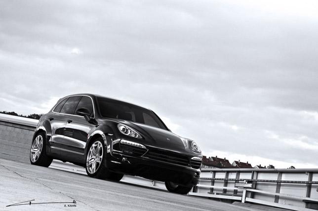 Kahn Porsche Cayenne (2012)