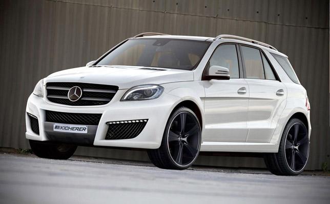 Kicherer Mercedes M-Class IMPACT
